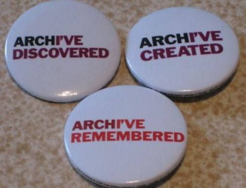 The Importance of your Local Archive Centres