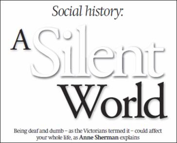 Silent World article image