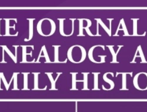 NEW – The Journal of Genealogy & Family History