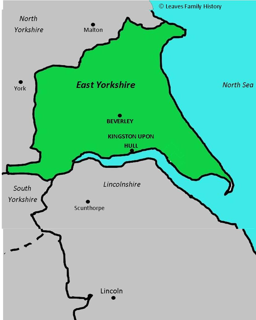 East Yorkshire Research