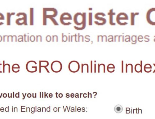 The GRO Searchable Database