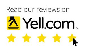 Yell 5 star logo