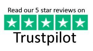 trustpilot 5 star logo