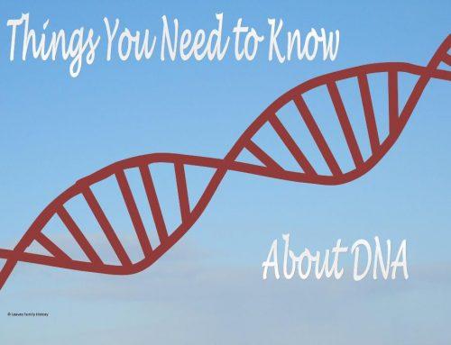 DNA Dangers
