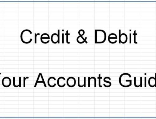 Creating a Business Accounts Spreadsheet